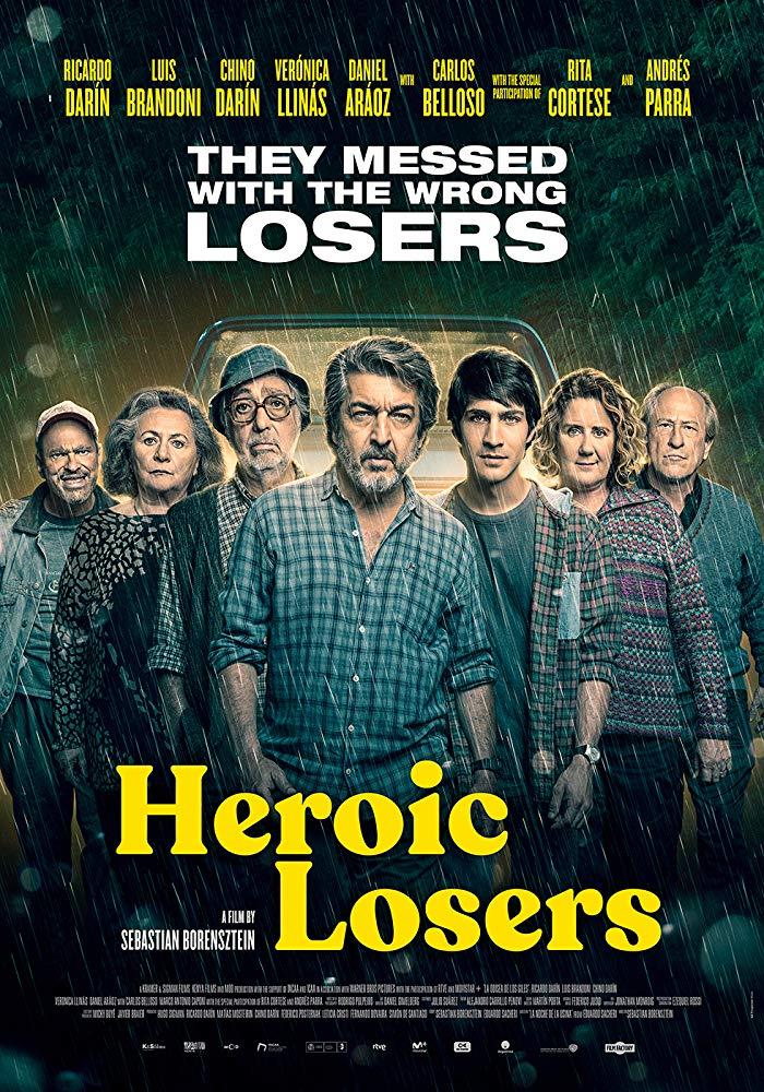 La Odisea de los Giles 2019 HD 1080p Español Latino poster box cover