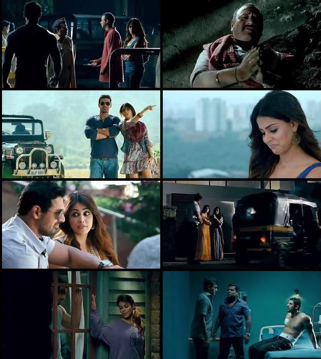 Force 2011 Hindi 480p HDRip 350mb