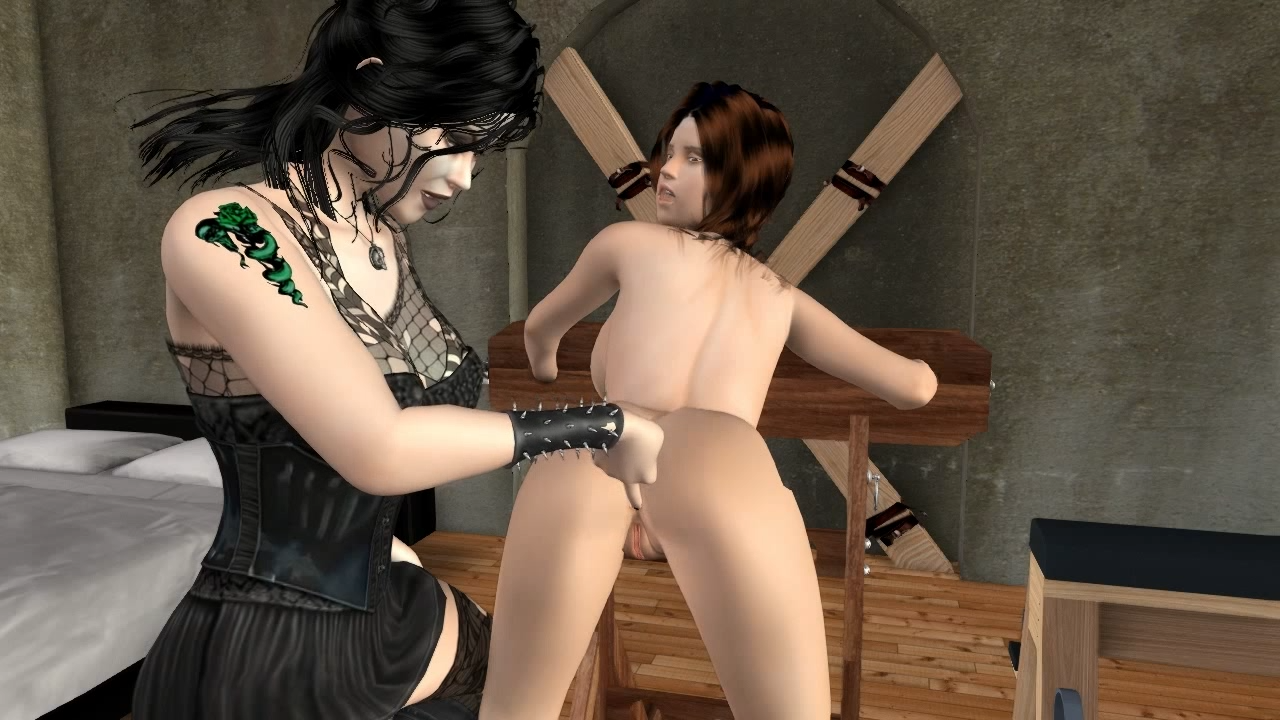Harry Potter Sexy Animated 3D Porn Pics And Videos May 2016-1735