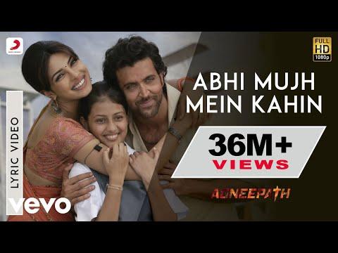 Abhi Mujh Mein Kahin Lyrics - Sonu Nigam