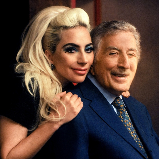 """Lady Gaga & Tony Bennett Release """"I Get a Kick Out of You"""""""