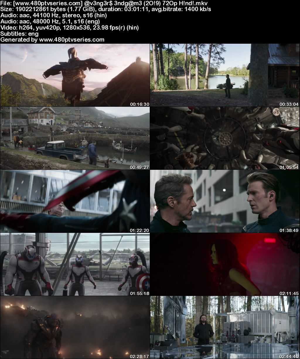 Download Avengers: Endgame (2019) Full Hindi Dual Audio ORG Movie Download 720p Bluray Free Watch Online Full Movie Download Worldfree4u 9xmovies