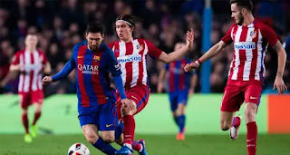 Atletico Madrid Filipe Luis reveals how he used to defend against Leo