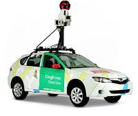 [Voz de Joaquín Reyes] ¡Hola, soy el coche de Google! No te creas queee es fácil esto de empalmar las foticos así, una con otra una con otra. Y claro, luego salen unas cosas queeee... le gustan mucho a los freaks ¿No sabes?