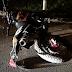 Caroneira de motocicleta fica ferida em acidente na BR 392 em Guarani das Missões