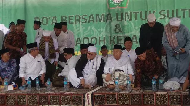 1.500 Kiai Kampung di Jawa Barat Mendukung KH Ma'ruf Amin