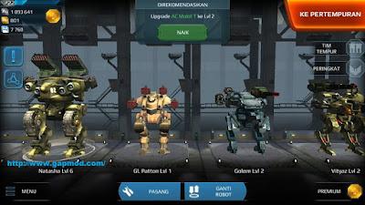 Download War Robots Apk Mod v2.8.0