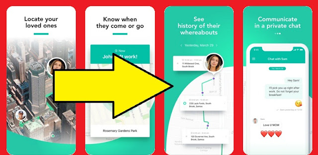 افضل تطبيقات لمراقبة اماكن تواجد اطفالك - مراقبة اطفالك عن بعد