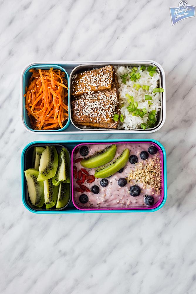 Smaczny lunchbox