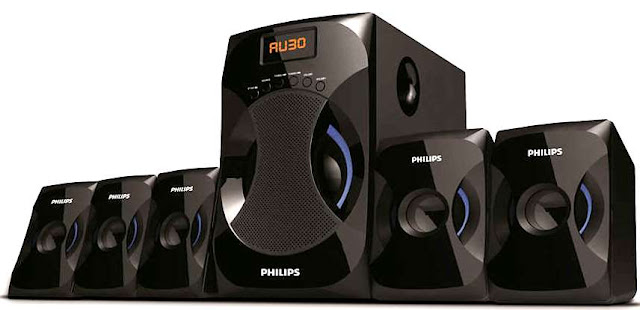 Philips SPA 4040 best for Home Theater, Enjoy movie at your home