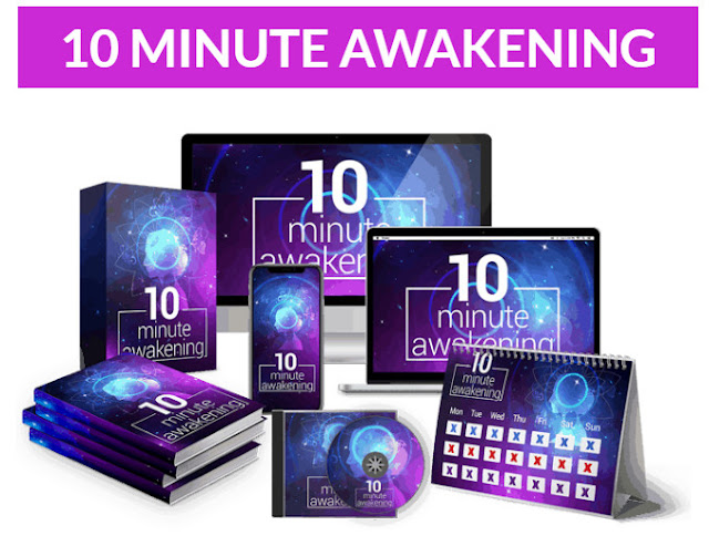 10 Minute Awakening Review, 10 minute awakening program SCAM OR LEGIT? 10 Minute Awakening PDF BOOK Sytem DOWNLOAD.