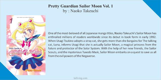 sailor moon lailiving