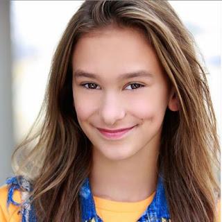 Ashlyn Casalegno, Child Actress
