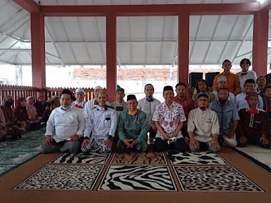 Perkuat PBNU, Elnino Kunjungi Pesantren Taki Niode Gorontalo