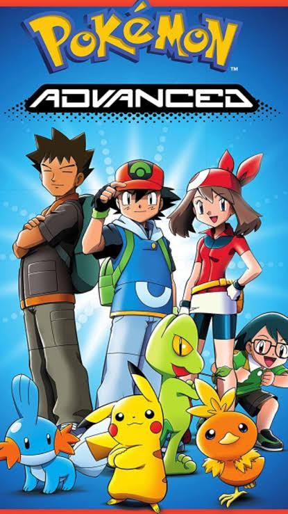 Pokemon Season 06 Advanced Images In 720p