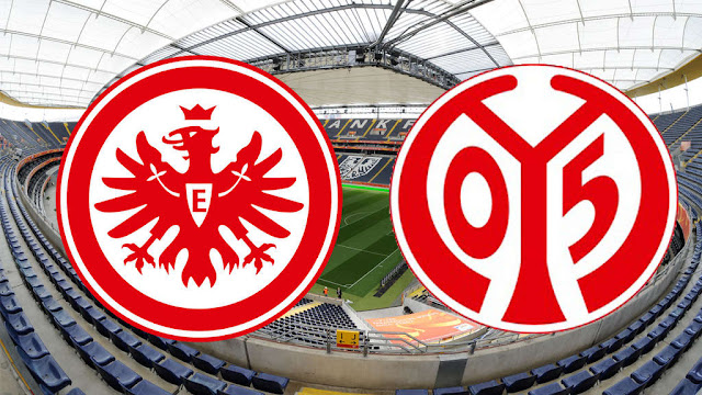 Eintracht Frankfurt vs Mainz 05 Full Match And Highlights