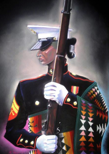 Native American Rights Fund -- News: Veterans' Day ...