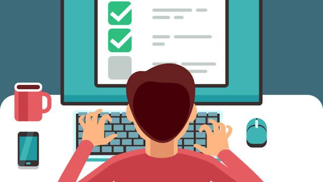 Tutorial Mengerjakan PAT Online SMA Kalam Kudus