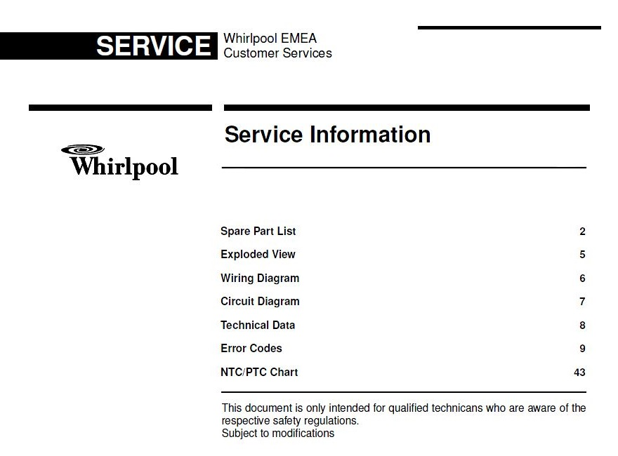 Servicemanualpro models which are online now whirlpool afb 1840 a refrigerator service manual solutioingenieria Image collections