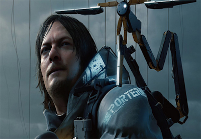 New Death Stranding trailer features Troy Baker as a masked menace