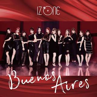 [Single] IZ*ONE - Buenos Aires [Japanese] (MP3) full m4a zip rar 320kbps