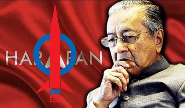 Mahathir akui manifesto PH mengarut, tak boleh pakai