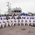 Indian Navy completes refit of Maldivian Coast Guard Ship Huravee