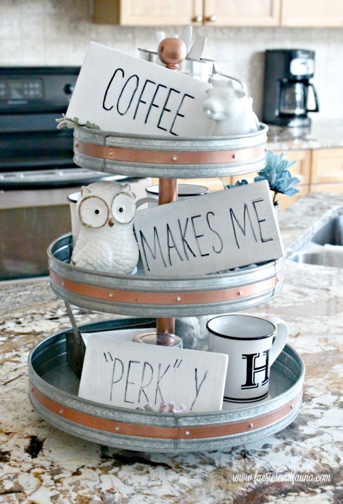 Easy And Inexpensive DIY Coffee Signs For Your Coffee Bar
