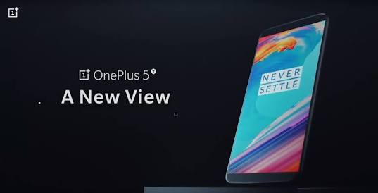 OnePlus 5T announced with bigger screen, new camera system, and a headphone jack