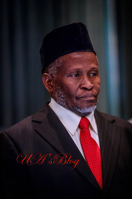 JUST IN!!CJN Swears in 38 New SANs Monday
