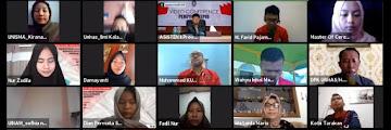 Webiner UNHAS : Strategi dan Tantangan Dalam Menghadapi Era Adaptasi Kehidupan Baru