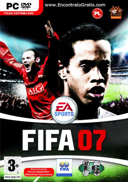 FIFA 07 full para pc (1 link de MEGA)