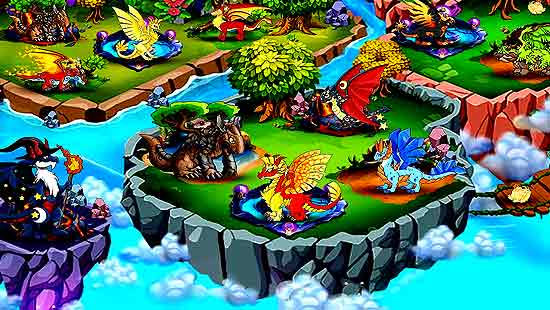 Dragon Village Mod Apk Unlimited