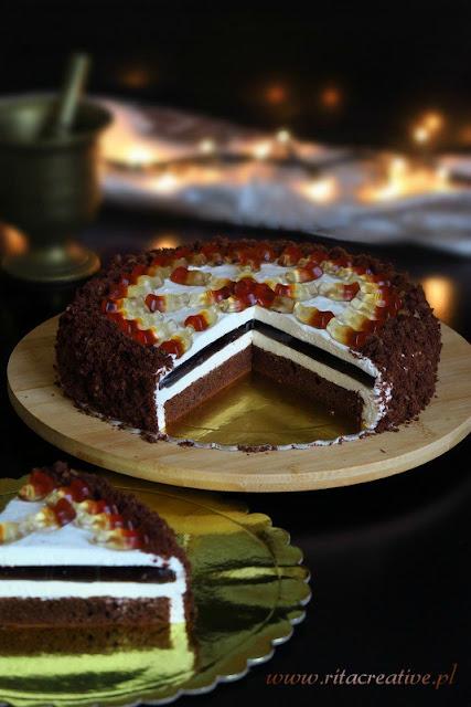 ciasto cocacola