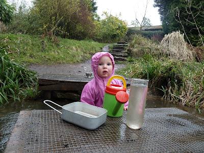 Forest Tots Splish Splash Splosh