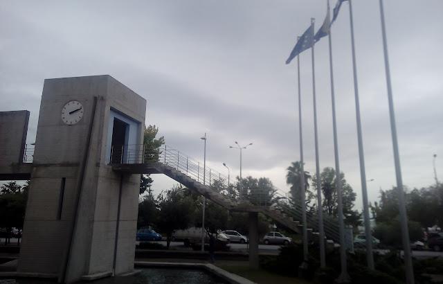 ΤΩΡΑ - Βρέχει στη Θεσσαλονίκη