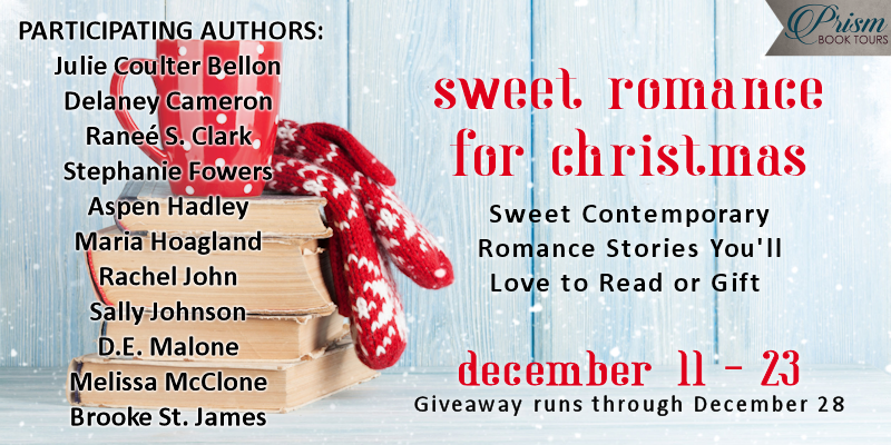 It's the Grand Finale for SWEET ROMANCE FOR CHRISTMAS! #RomBks4Chris19