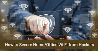 How to Secure Home/Office Wi-Fi from Hackers-BigInternet
