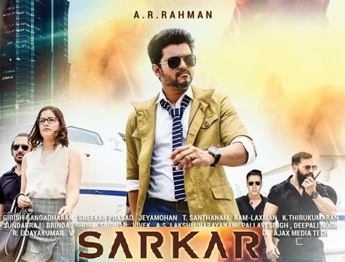 Sarkar (2019) Bengali Dubbed Movie 720p HD Download