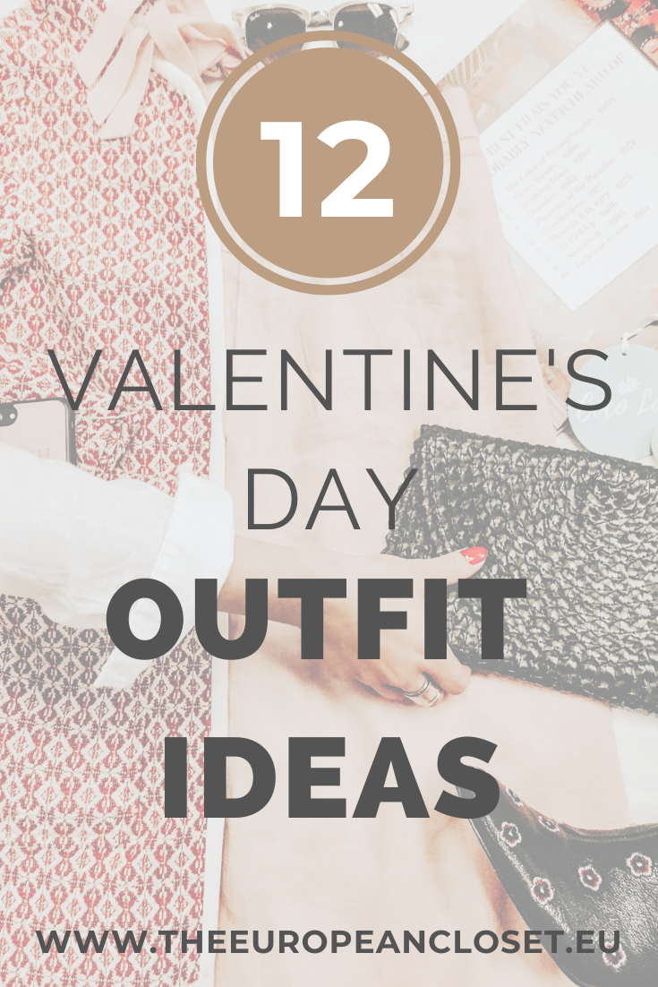 Valentine's day is right around the corner and most people celebrate the day by going on dates with their significant other. Here are 12 outfits you can recreate and blow your date away!