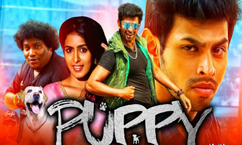 Puppy 2020 HDRip 600Mb Hindi Dubbed 720p watch Online Full Movie Download bolly4u