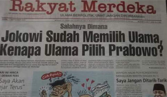 Beda Antara Jokowi Ma'ruf-Amin Dan Prabowo-Sandi, Ini Menurut Fadli Zon