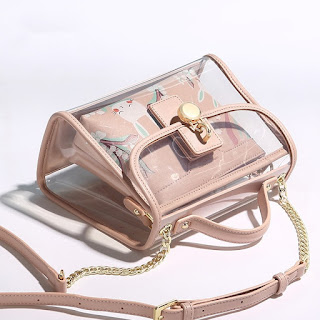 Clear Bags Summer Crossbody