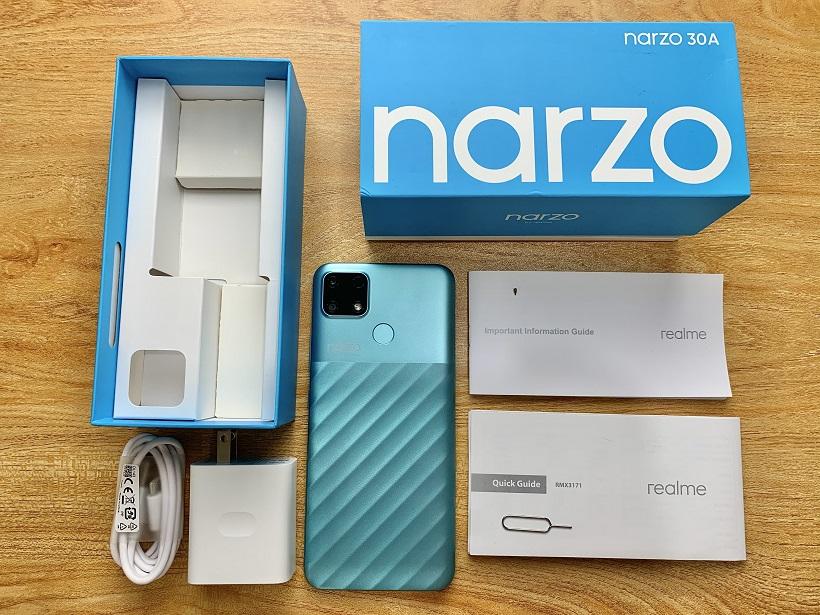 narzo 30A (RMX3171) Review
