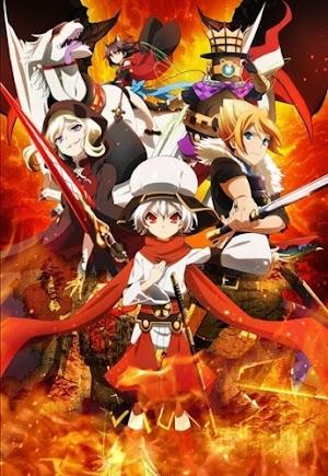 Chaos Dragon: Sekiryuu Seneki 12/12 HDligero 120 MB SUB ESPAÑOL (MEGA)