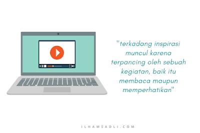 Cara Seorang Blogger Mencari Inspirasi Untuk Konten