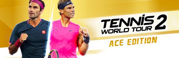 Tennis World Tour 2 Ace Edition-CODEX