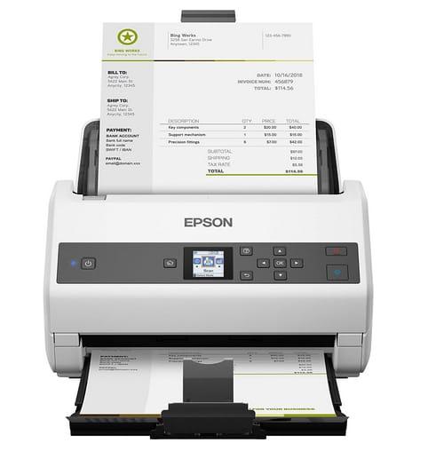 Epson America DS870 B11B250201 Document Scanner