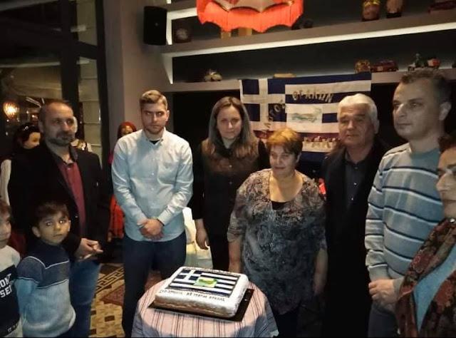 Ο Σύλλογος Θρακών Αργολίδας «Η Θράκη» έκοψε την πρωτοχρονιάτικη πίτα του
