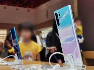 81% زيادة في مبيعات شركة هواوي الصينية بعد الاعلان عن توقف خدماتها من قبل الحكومة الامريكية